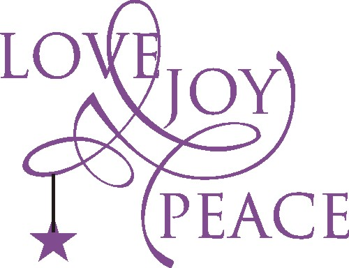 Love, Joy & Peace... Right Now