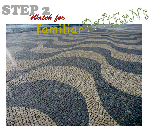 Watch for Familiar Patterns Image